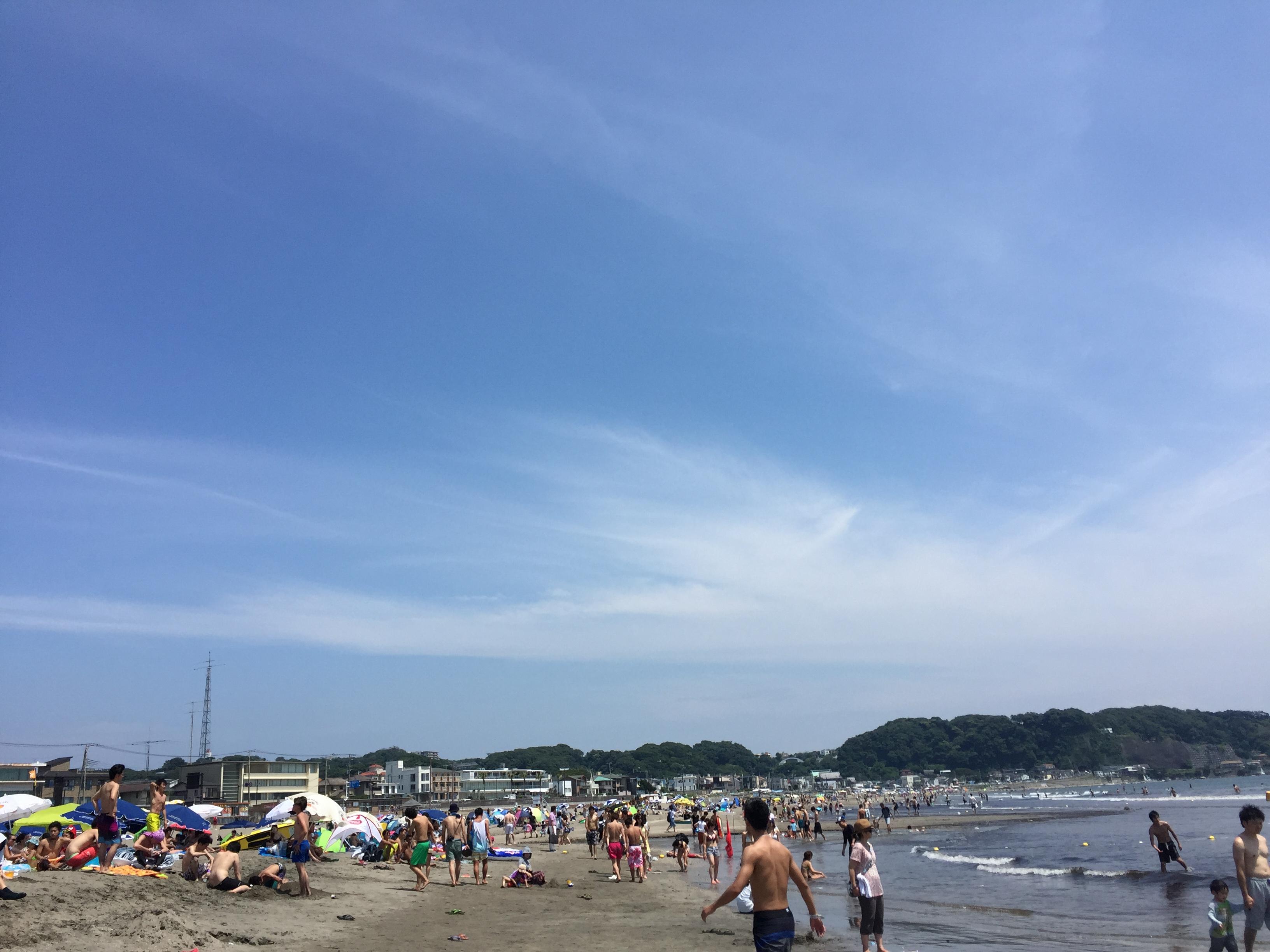 2016湘南の海