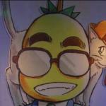弟のアイコン(青山剛昌さんのキャラクター)