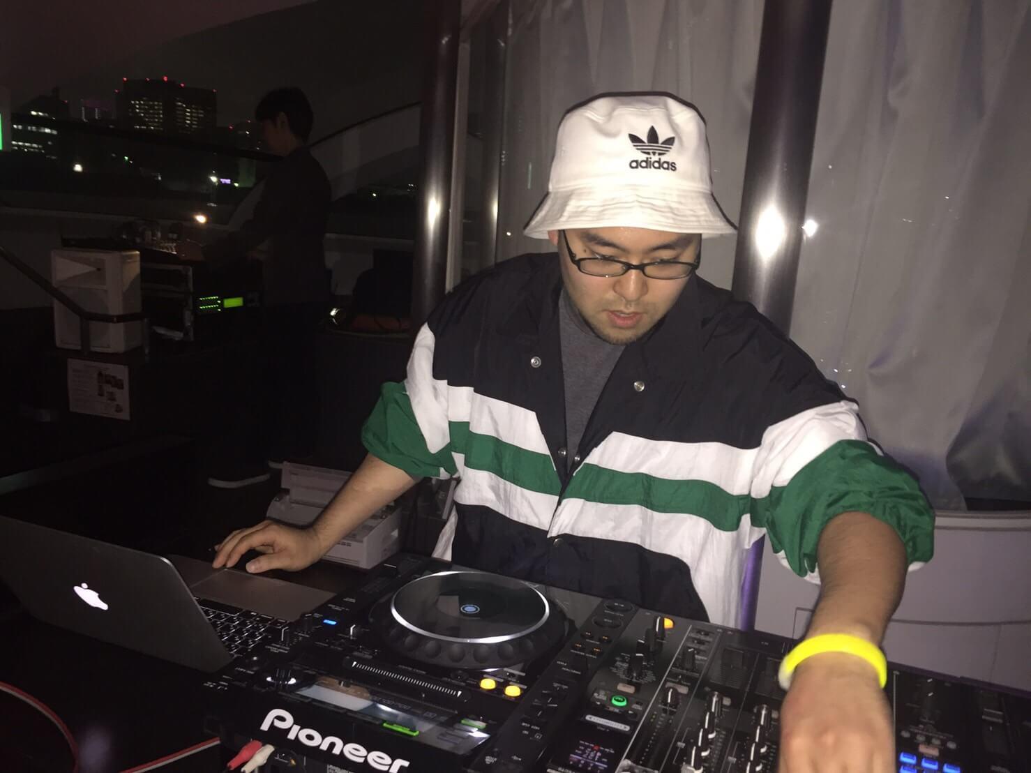 DJ pioneer