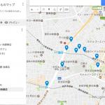 google map ikebukuro