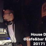 house DJ 神田 extrawelt