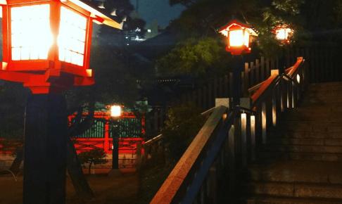早稲田、神社、穴八幡宮